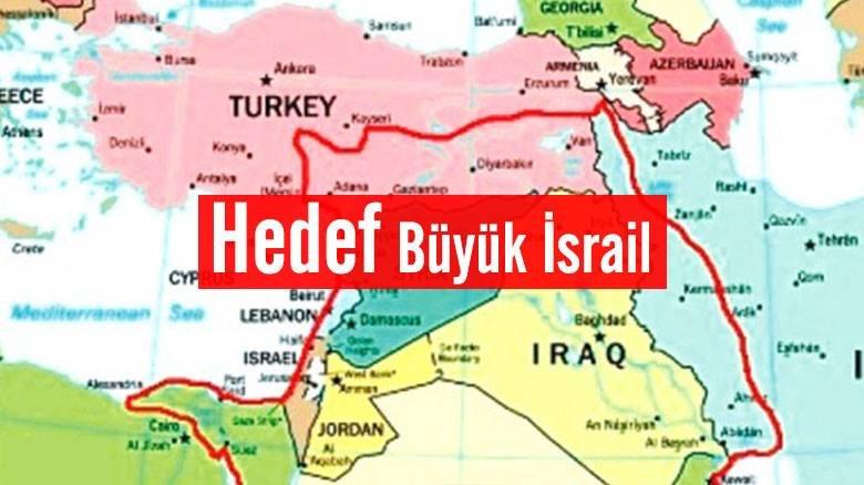 Suriye'de Arap Baharı ve HALKIN TÜRKİYE'YE GÖÇE ZORLANMASI BİR İSRAİL (SİYONİZM) PROJESİYDİ!