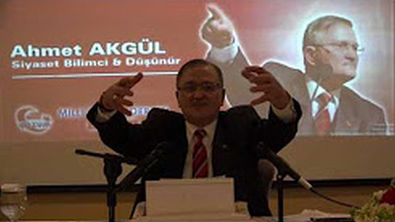Araş Yzr Ahmet Akgül Kırıkkale 3. DÜNYA SAVAŞI VE BAŞKANLIK MUAMMASI