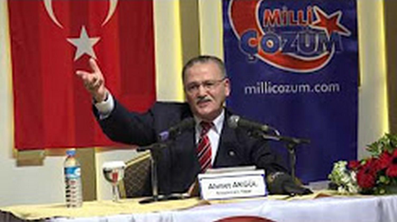 Araş.Yzr. Ahmet Akgül 3. DÜNYA SAVAŞI VE BAŞKANLIK MUAMMASI - 4K