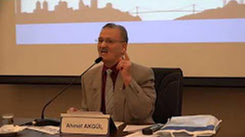 Türkiye'de Son Siyasi Gelişmeler Arş Yzr Ahmet Akgül 4K