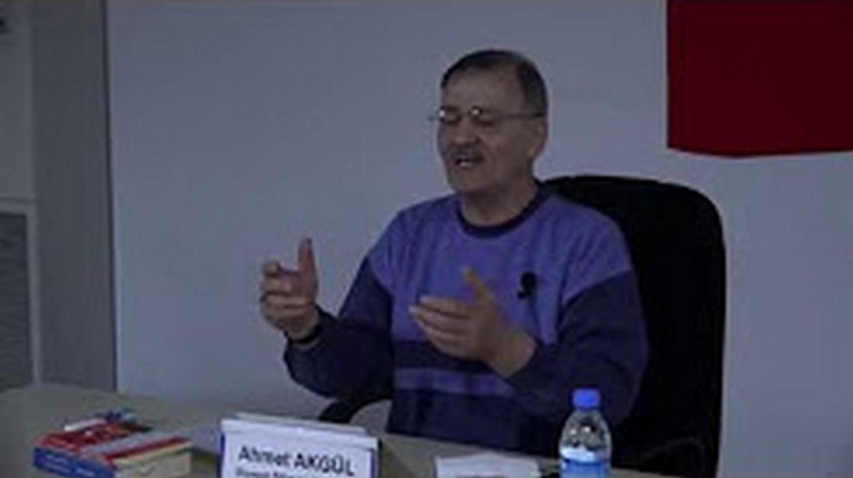 1. Arş. Yzr. Ahmet Akgül - Adil Düzen - Milli Çözüm Dergisi - Afyon Özgül Termal Programı