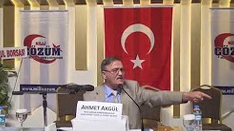 Milli-Manevi Sorunlarımız ve Sorumluluklarımız - Ahmet Akgül - 12.07.2014 Konya