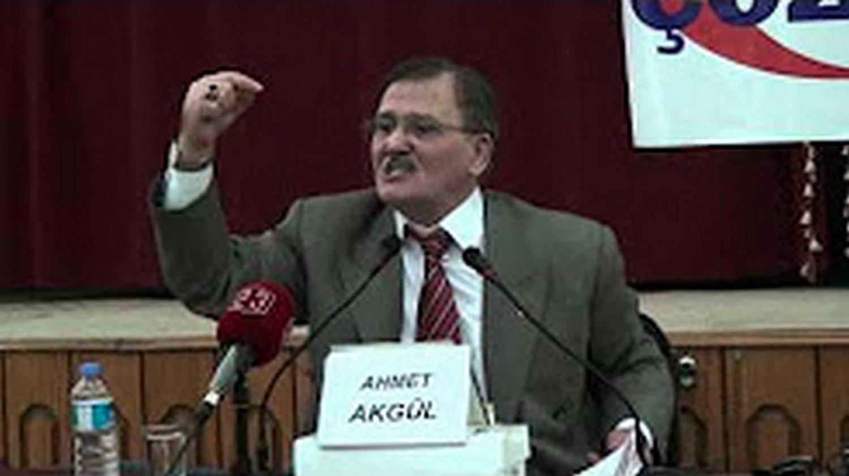 Elazığ Ahmet Akgül Türkiye Üzerindeki Oyunlar ve Sorumluluklarımız Elazığ Öğretmenevi 13 06 2