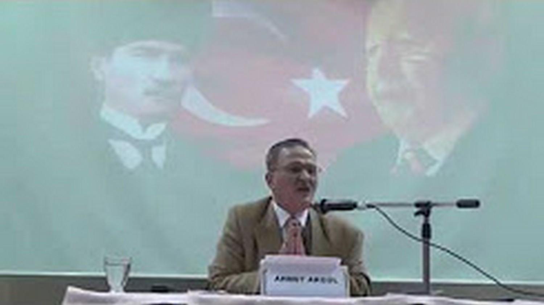 TÜRKİYE KUŞATILIRKEN KUKLALARIN KAPIŞMASI - Nevşehir-09 03 2014