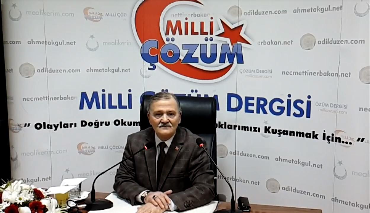 Üstad Ahmet Akgül CANLI Söyleşi