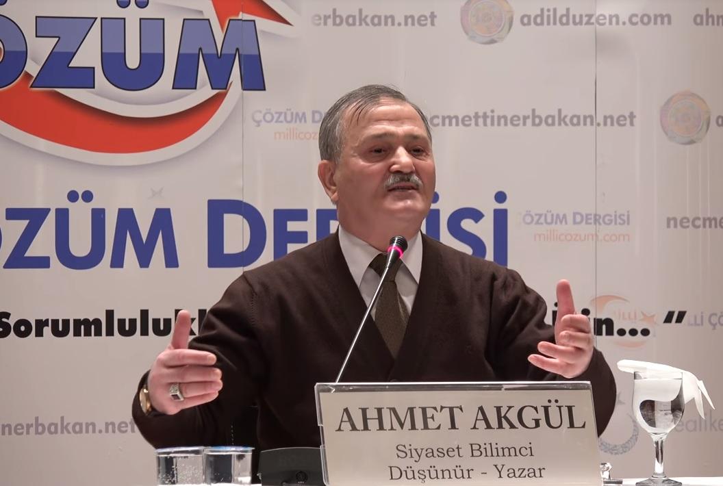 Ustad Ahmet Akgül - Değerlendirme Programı - Milli Çözüm - Kızılcahamam