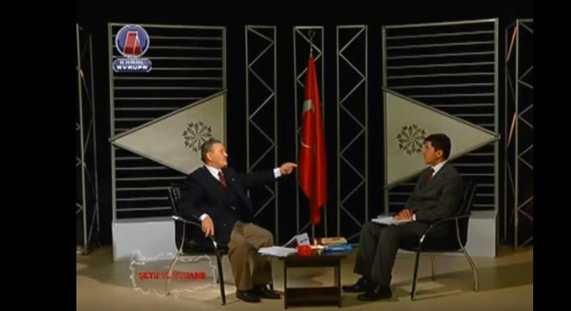 Ahmet Akgül - Kanal Avrupa - Şeyh ül Muhabir