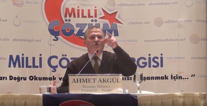 Milli Piyango ve Şans Oyunlarını Bakın Ülkemizde Kim Yaygınlaştırıyor? Araş. Yzr. Ahmet Akgül