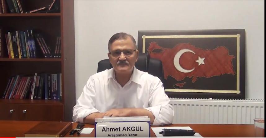 Türkiye için öncelikli tehdit AKP'dir! Araş. Yzr. Ahmet Akgül