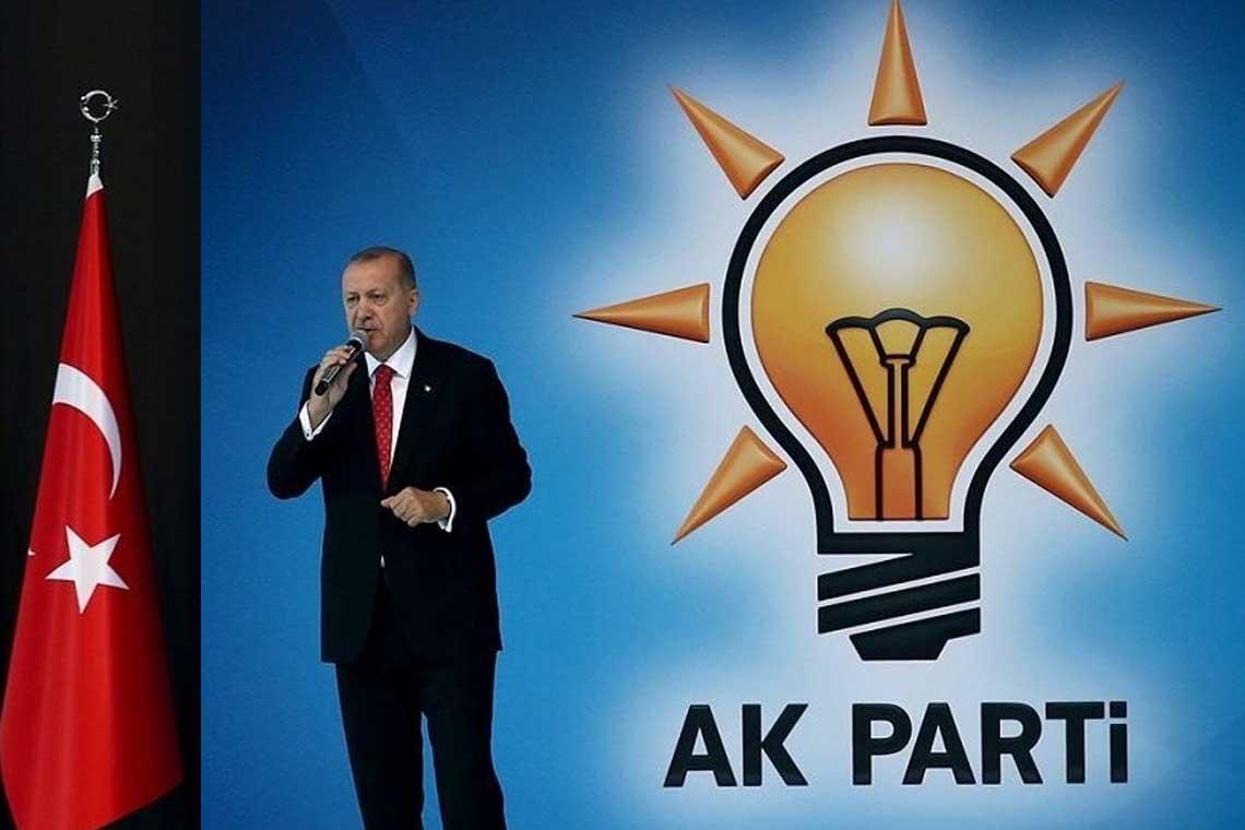 TÜRKİYE'NİN BÖLÜNME PROJELERİNE TAŞERONLUK YAPAN; AKP'DİR