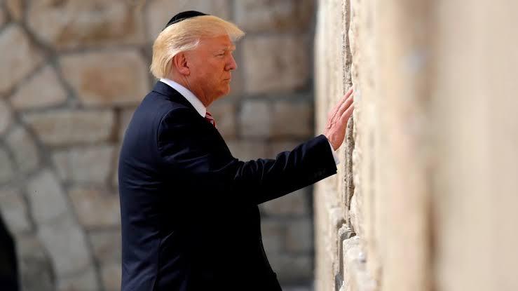Trump Siyonizm'in Maşasıydı    İKTİDAR İSE TRUMP'IN PAŞASI MIYDI?