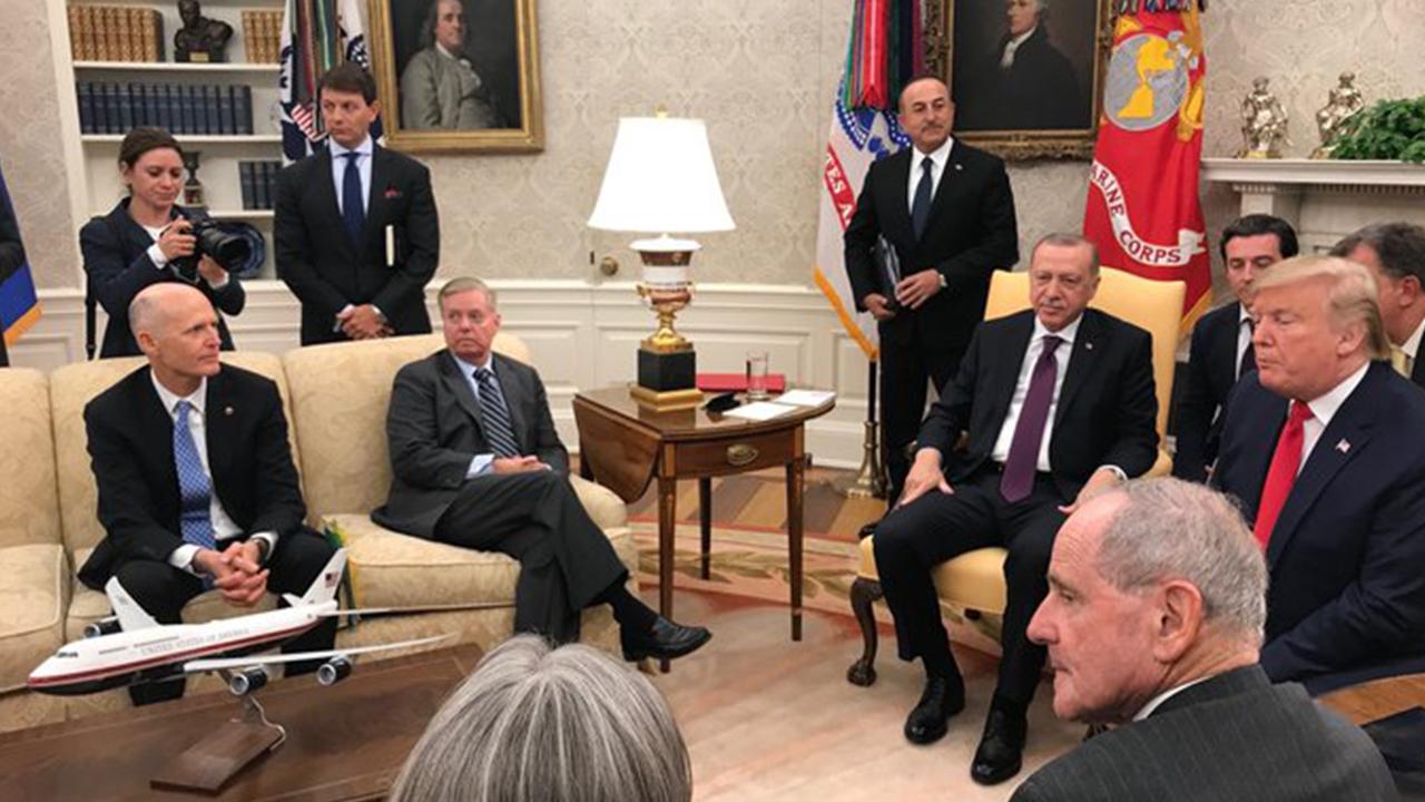 Erdoğan'ın ABD Ziyareti;  ZAFER MİYDİ, HEZİMET MİYDİ?