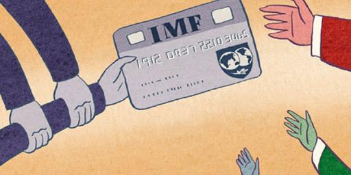 IMF'NİN DOLAYLI KISKACI VE  MICHAEL RUBİN'İN ŞANTAJI