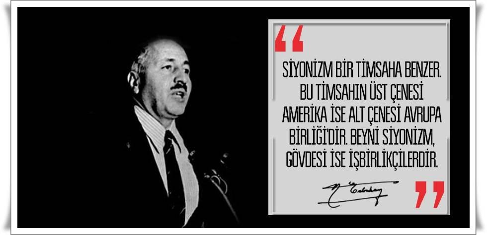 """SİYONİZM; """"ŞEYTANIN ŞER DÜZENİ  VE TARİHİ DERİNLİĞİ"""""""