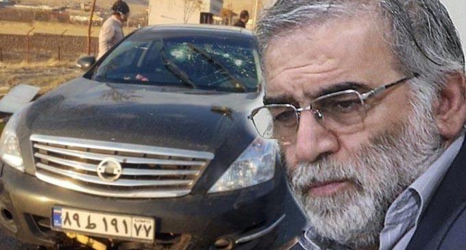 İRAN'IN NÜKLEER UZMANI PROF. MUHSİN FAHRİZADE'YE  SUİKASTIN PERDE ARKASI VE ERDOĞAN'IN DUYARSIZLIĞI