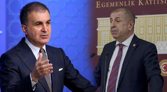 """Ümit Özdağ'ın """"Özel Anayasa"""" Muhbirliği  ve  TÜRKİYE'Yİ BÖLME GİRİŞİMLERİ"""