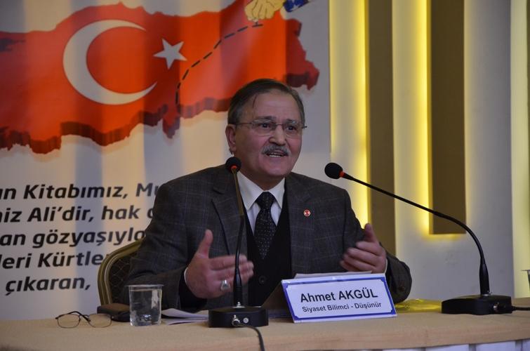 1995 - Develi Hacı Hasan Efendi (k.s.) Anma Programı