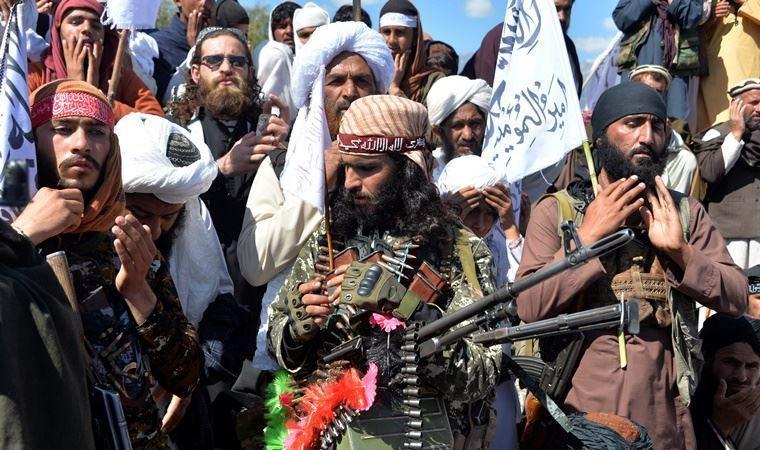 Taliban'a Farklı Bir Bakış:  ŞEYTAN HER TAŞIN ALTINDAYDI  VE  Siyonist Yahudiler, İnsan Suretli Şeytanlardı!
