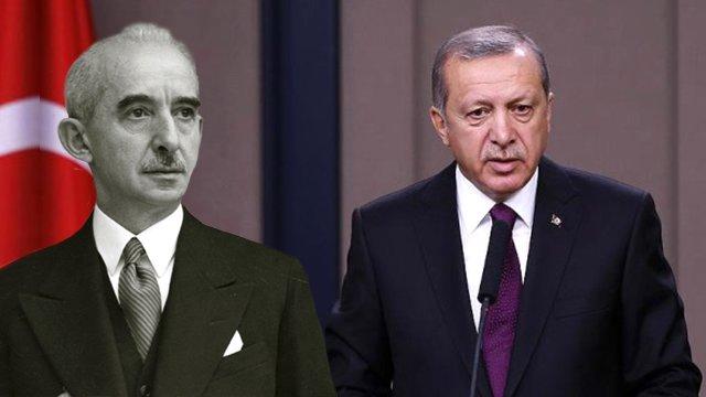 ATATÜRK'ÜN İSMET'İ İLE ERBAKAN'IN TAYYİB'İ AYNI KONUMDAYDI!