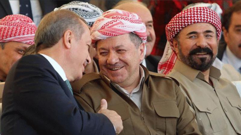 PKK'NIN KIŞKIRTILMASI VE TÜRKİYE'NİN KUŞATILMASI